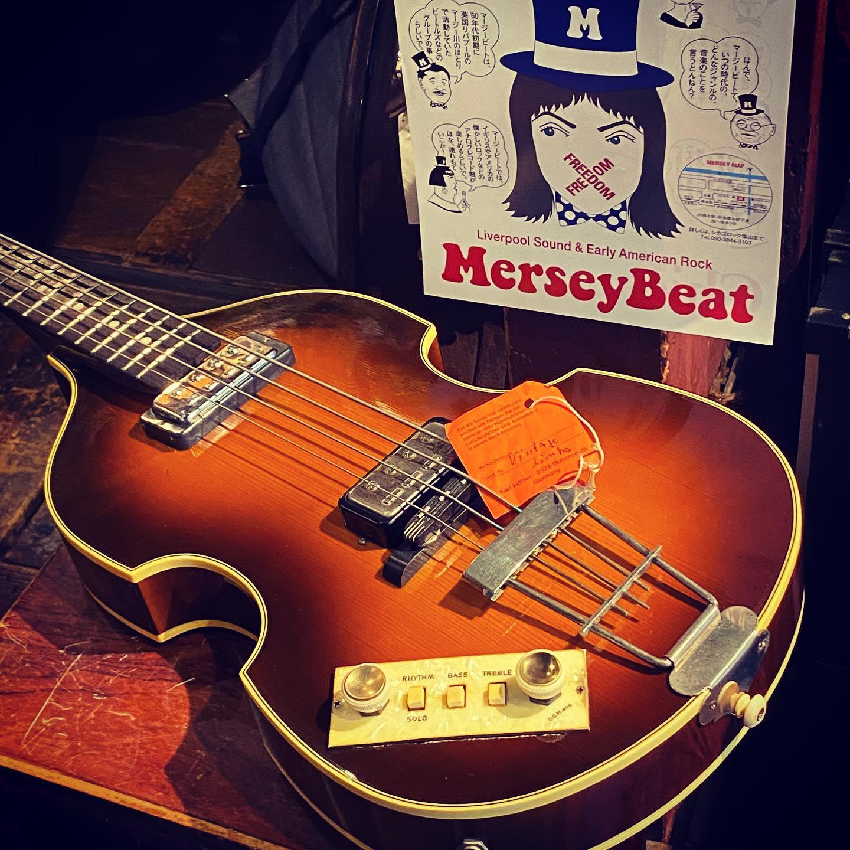 Hofner '92 500/1 Violin Bass Left Hand